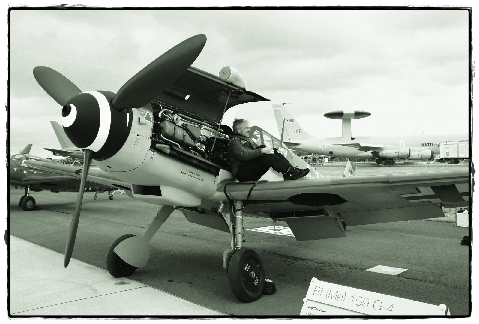 Me 109...