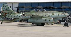 Me-262 auf der ILA 2008 inBerlin