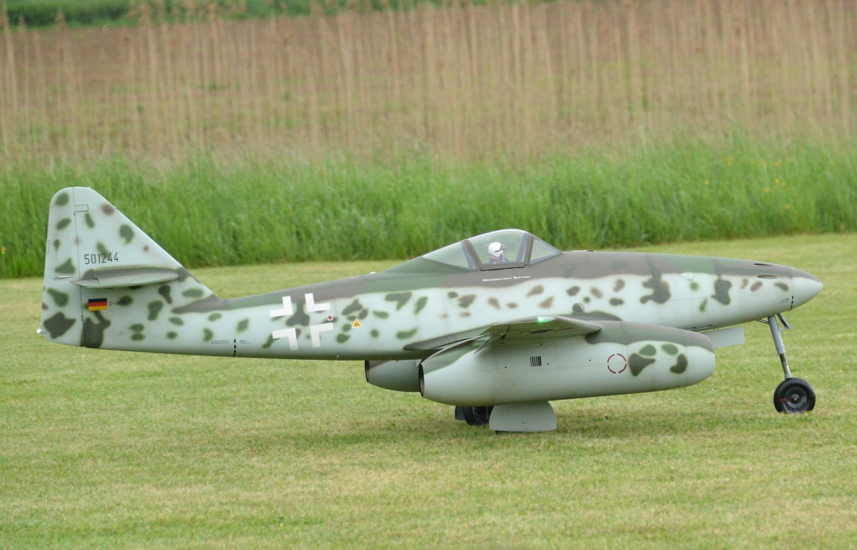 Me 262 Messerschmitt