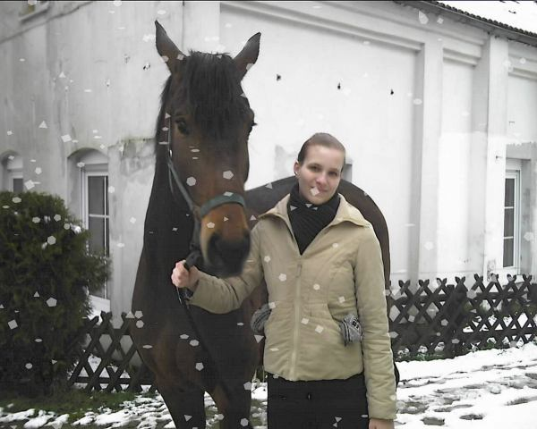 Me and Horse