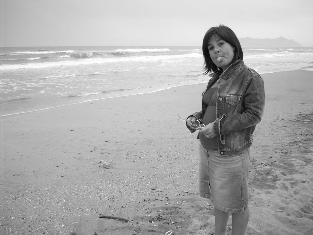 me e il mare
