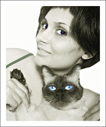 Me & my sweet Kitty