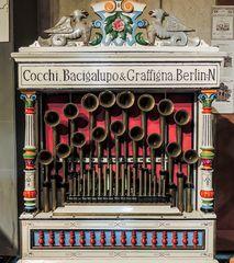 Mechanische Berliner Orgel