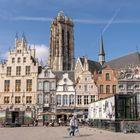 Mechelen - Grote Markt - Sint-Romboutskathedraal - 04