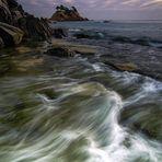 meciendo las olas (rocking waves)