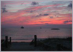 Med Sunset - Sonnenuntergang am Mittelmeer