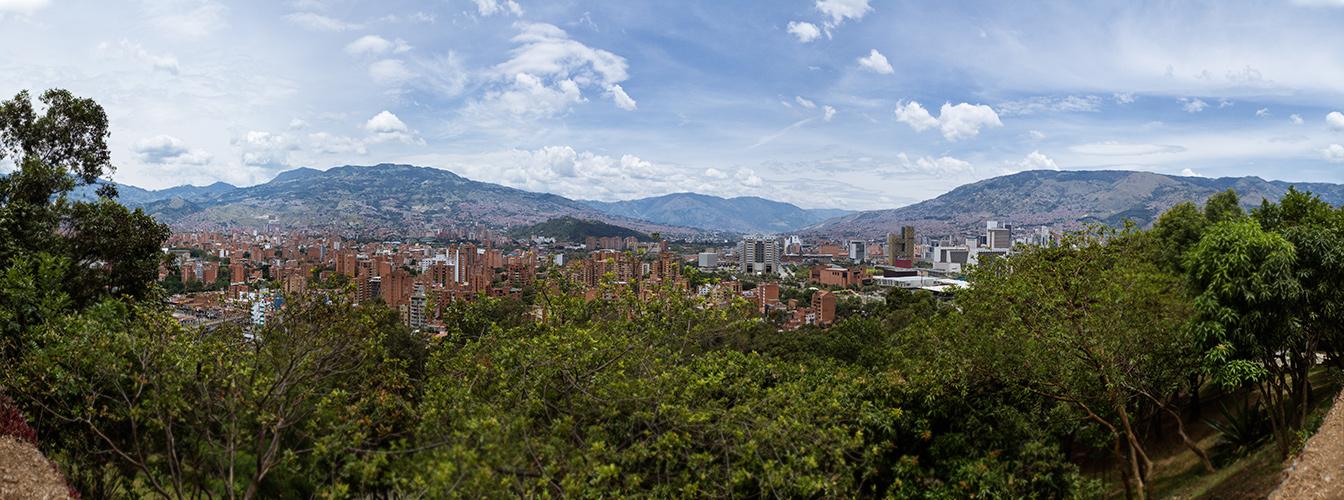 Medellin Cerro Nutibara