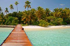 Medhufushi MALDIVES