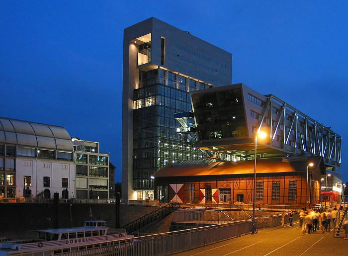 Mediahafen Düsseldorf