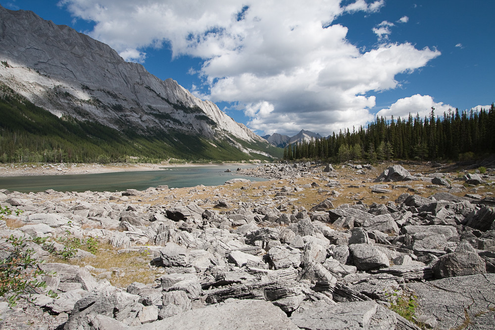 Medicine Lake - Jasper Nationalpark