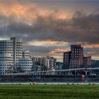 Medienhafen der Landeshaupstadt Düsseldorf ...