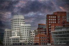 Medienhafen der Landeshauptstadt von NRW