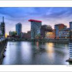 Medienhafen .... Düsseldorf