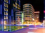 Medienhafen Düsseldorf - Architekturfotografie - Fotoworkshop
