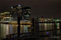 Medienhafen Düsseldorf ...