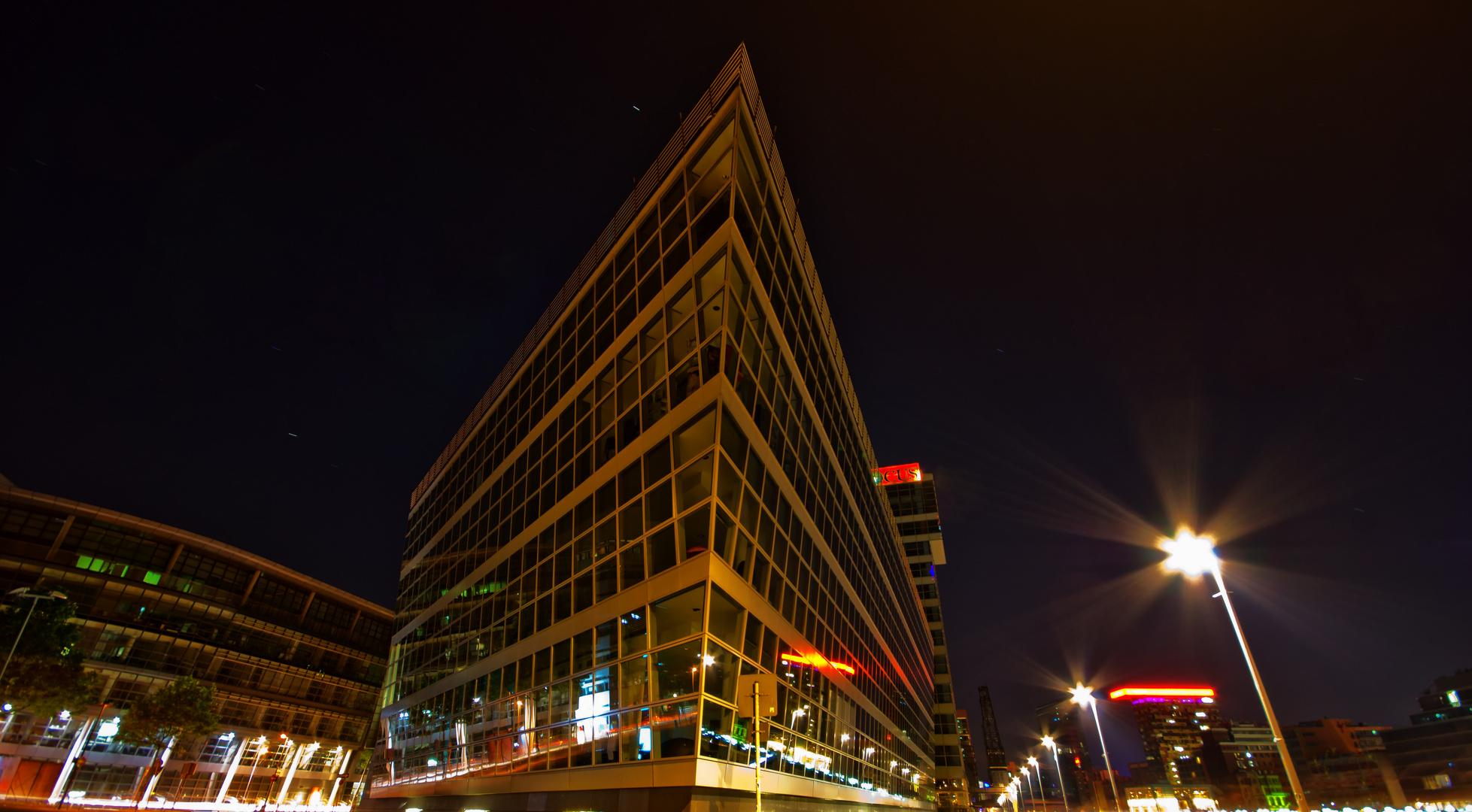 Medienhafen Düsseldorf eine andere ecke