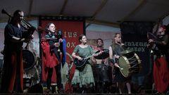 medieval musicans