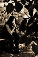 Meditation oder einen Augenblick der Stille......