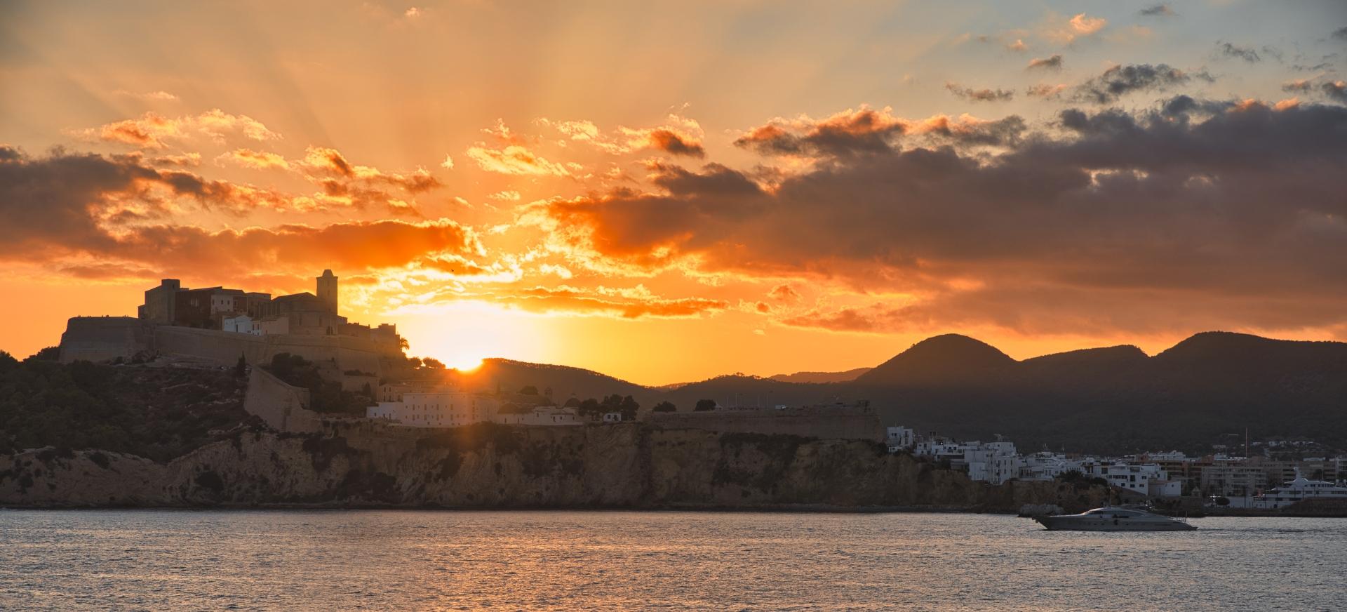 Mediterraner Sundowner