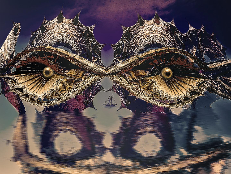 Medusa's eyes