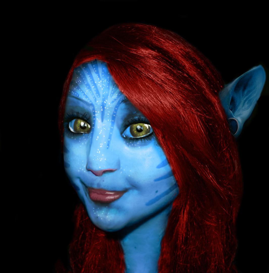Mee as an Avatar