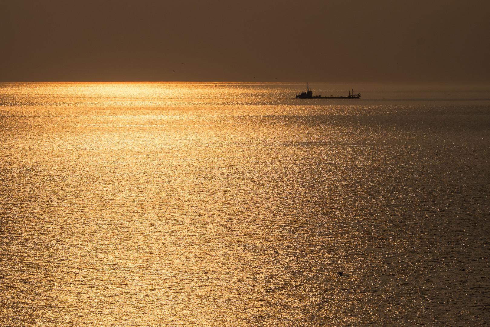 Meer aus Gold