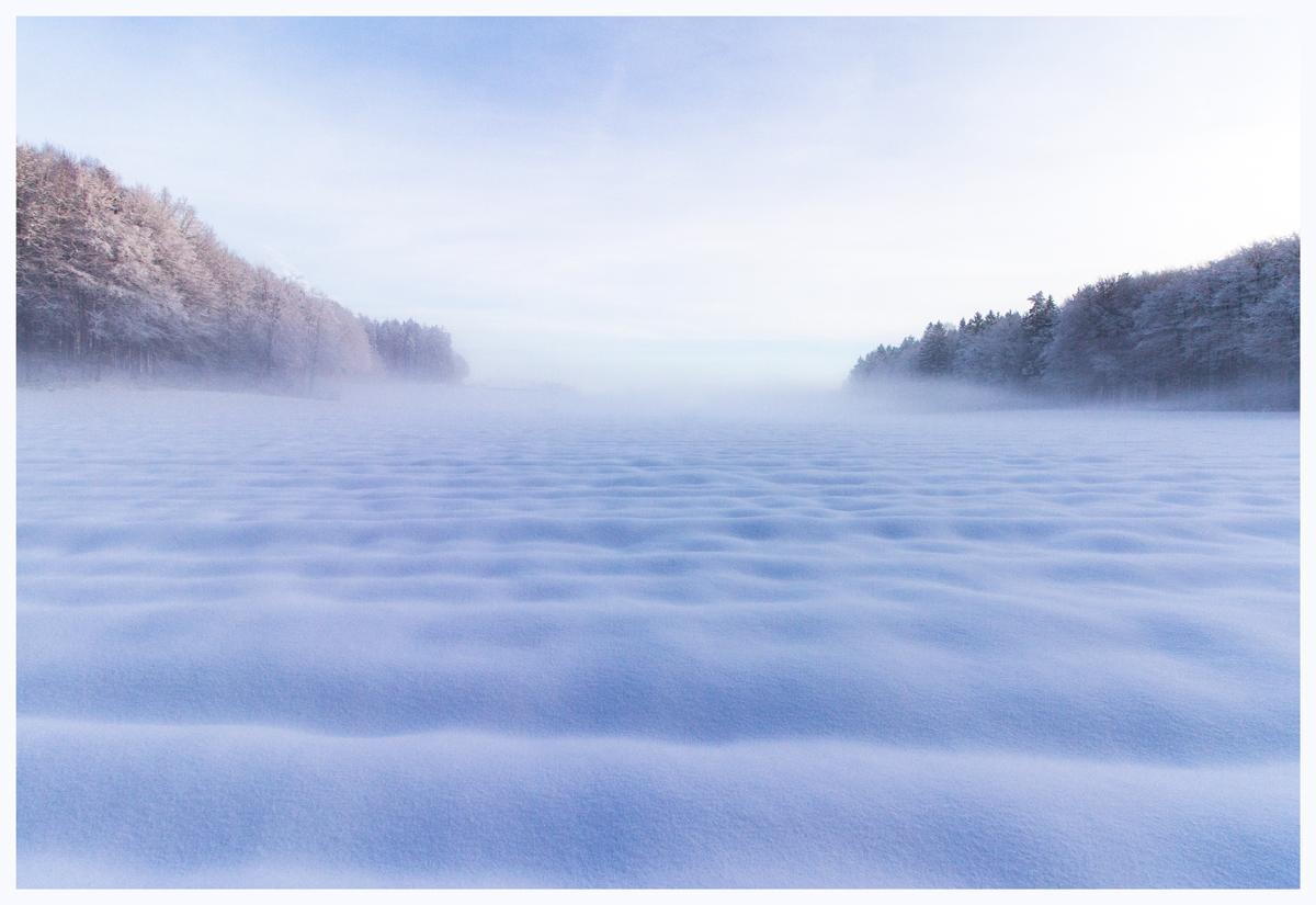 ...Meer aus Wolken...