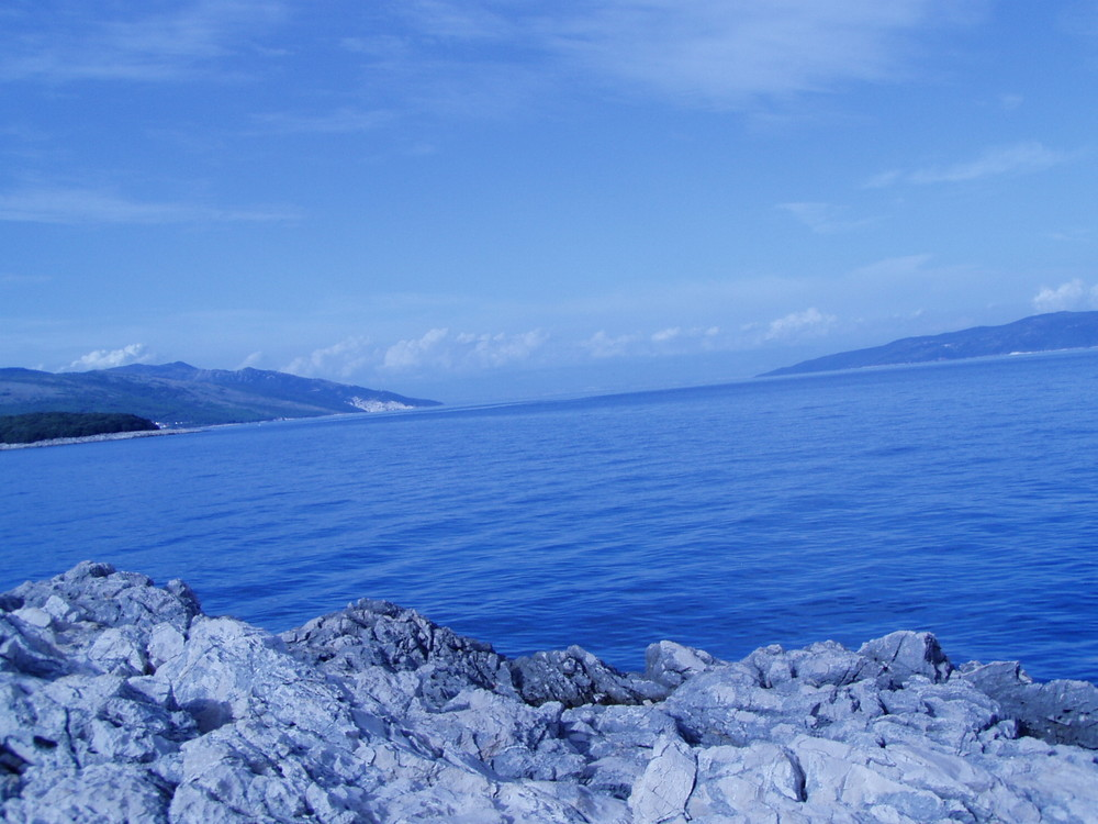 Meer Kroatien - einfach mal festgehalten
