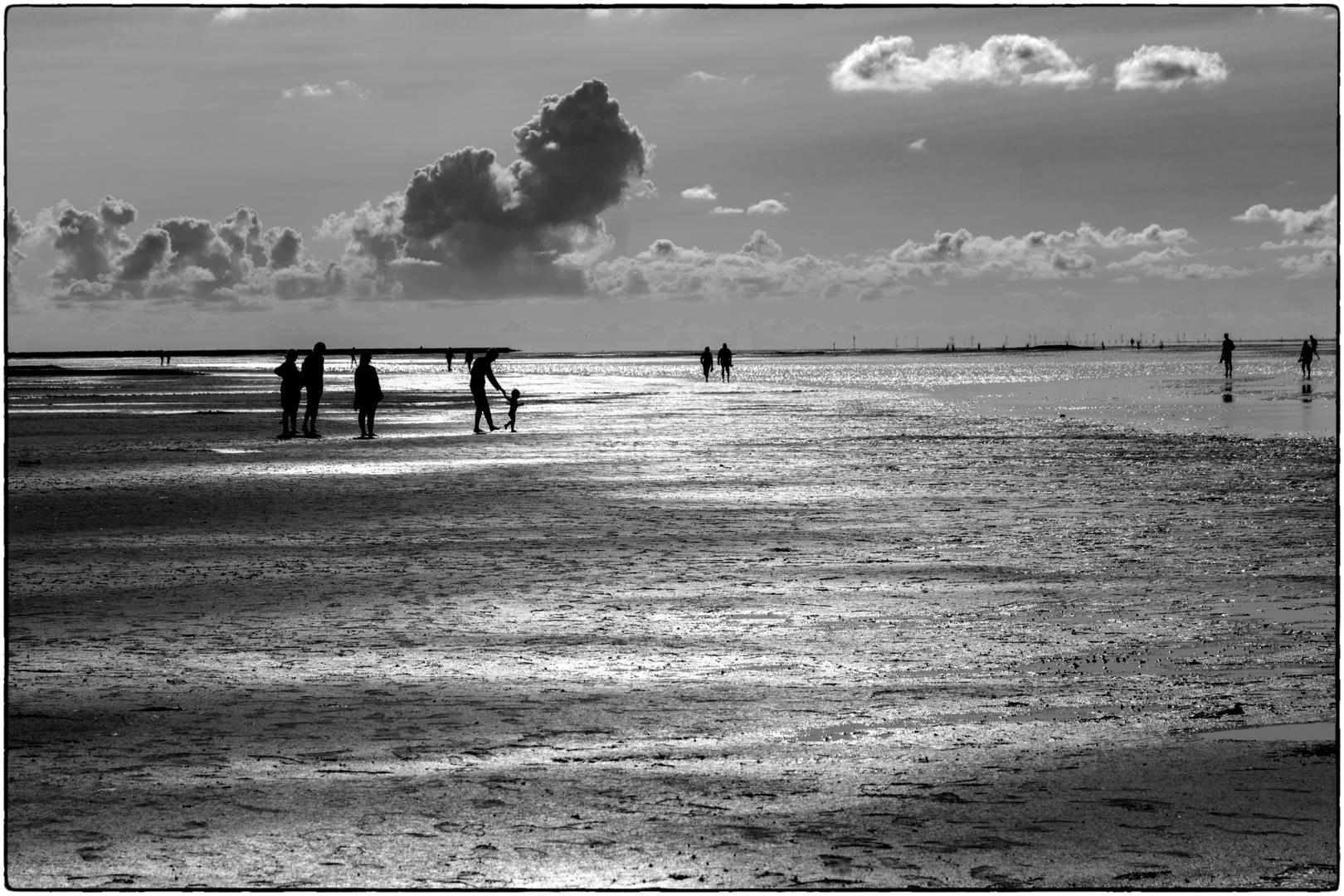 Meer ohne Wasser