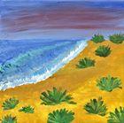 Meer und Dünen