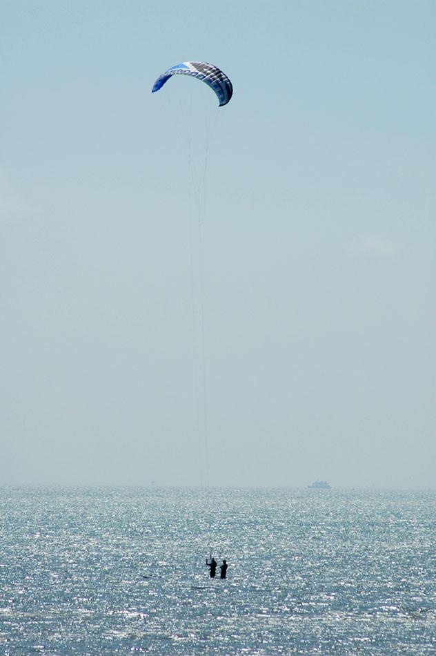 Meer und Wind...
