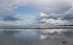 Meer und Wolken ...