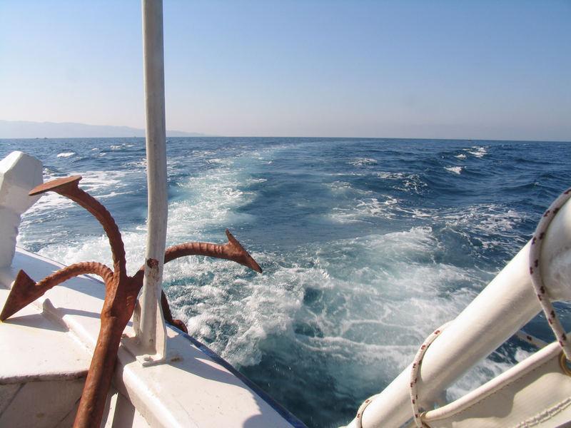 Meer, Wind und Wellen