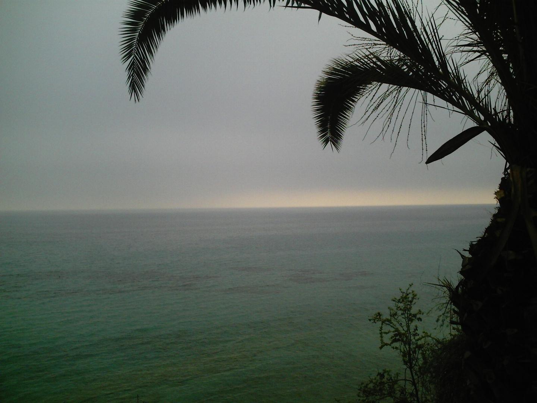 Meeres-Blick
