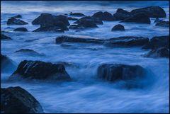 Meeresrauschen in der Nacht...