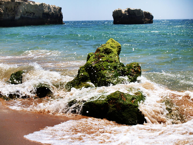 Meeresrauschen in Portugal