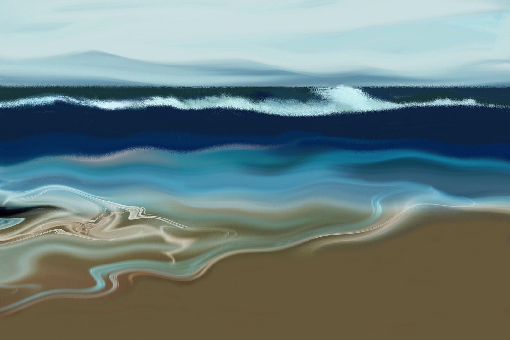 Meeresspuren