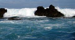 Meereswellen - Wasser[Kraft]
