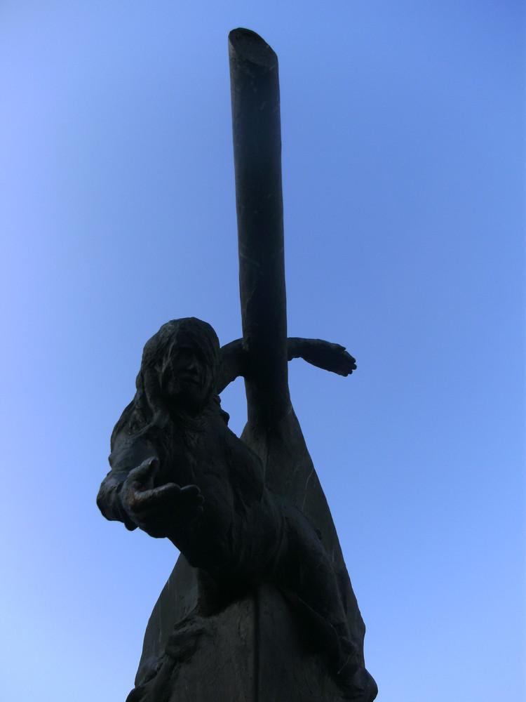 Meerjungfrau in Bremerhaven