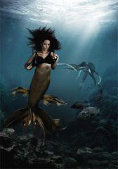 Meerjungfrauen küsst man nicht...