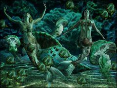 >>> Meerjungfrauen tragen keine Ritzenschoner