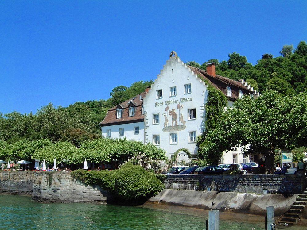 Meersburg am Bodensee - Hotel Wilder Mann