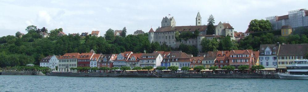 Meersburg am Bodensee - Promenade