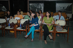 Meeting About Decisions for Life at Indian Institute of Management, Ahmedabad(India)