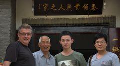 meeting  Yang Zhifa