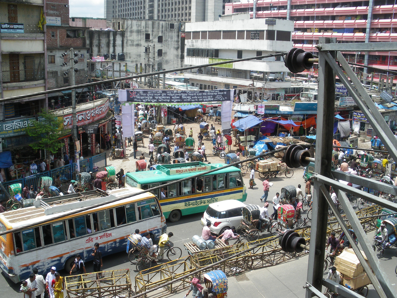 Megacity ( Dhaka 2009 )