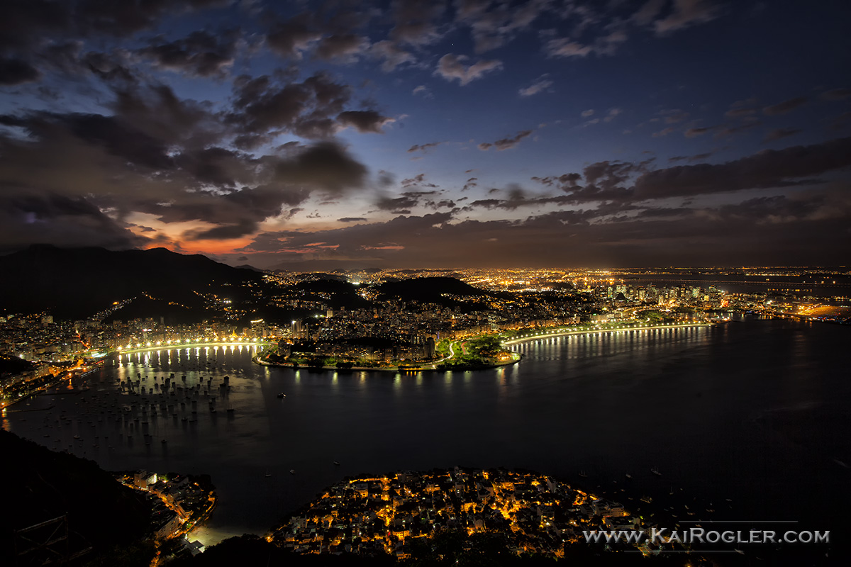 Megacity Nights: Rio de Janeiro