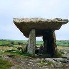 Megalith-Anlage Poulnabrone Dolmen