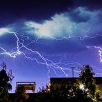 ...mehr als ein Blitz...