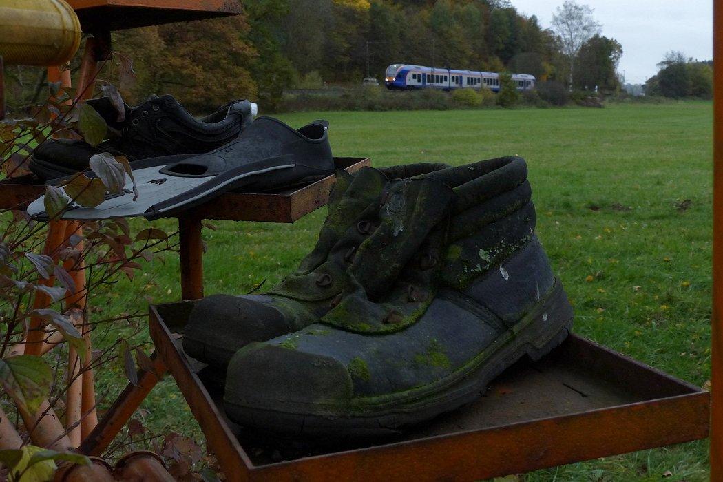 Mehr als Schuh kann nicht werden [Nord-Süd-Exkursion 2017]